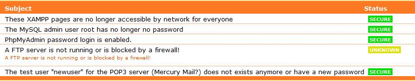 Xampp_Security_Check