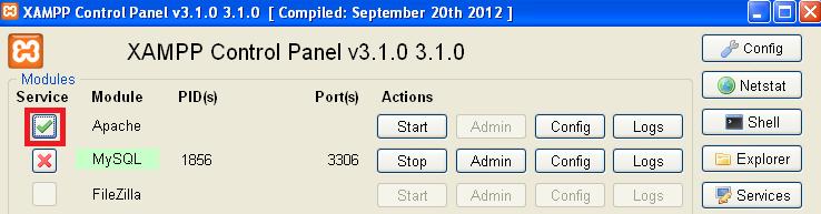 xampp_Start_Service