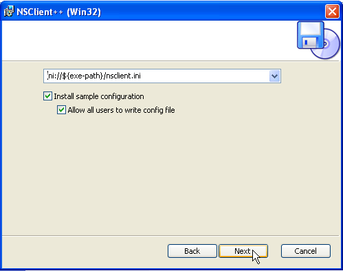 NSClient_Install_config