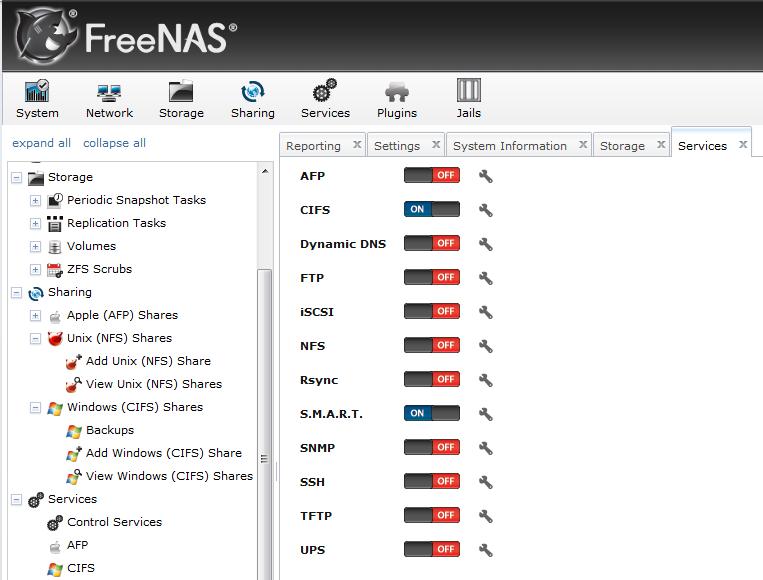 FreeNAS_ControlServices_CIFS
