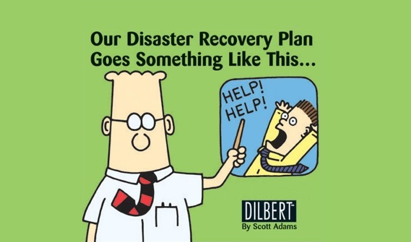 Disaster recovery plan templates sample documents for Disaster recovery testing template