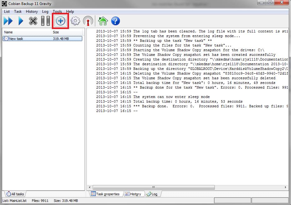 Cobian_WPBackup_CreateTask