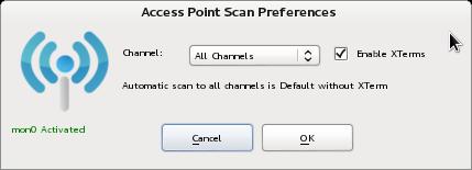 Fern_wifi_Cracker_AP_scan_preferences