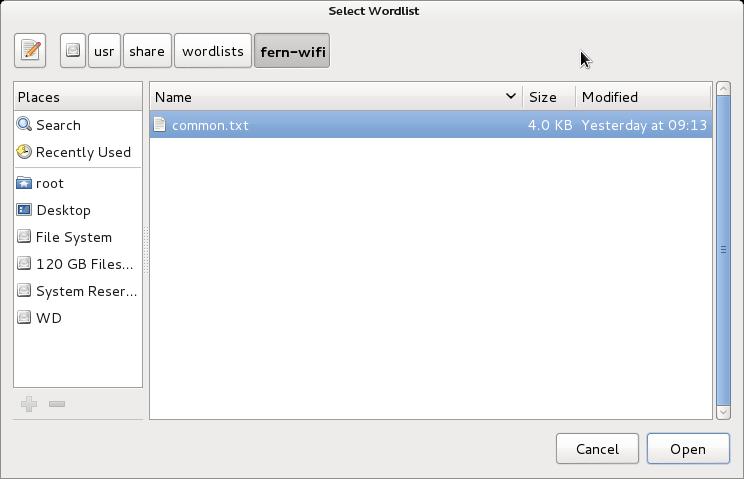 Fern_wifi_cracker_defaultwordlist