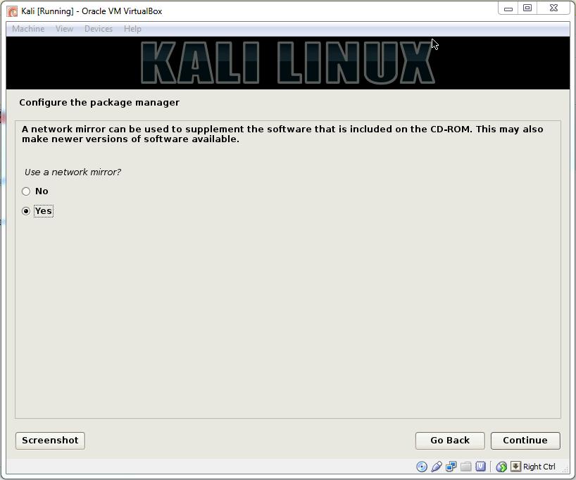 Install_Kali_Network_Mirror