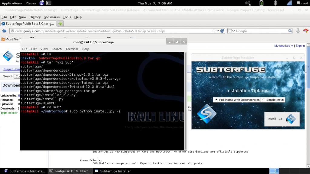 Subterfuge_Install