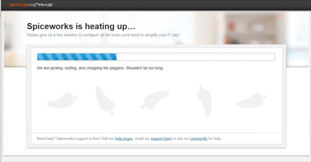Spiceworks_Install_HeatingUP