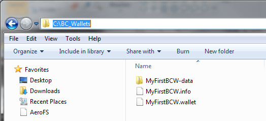 BitCoin_MultiBit_BackupWalletFiles