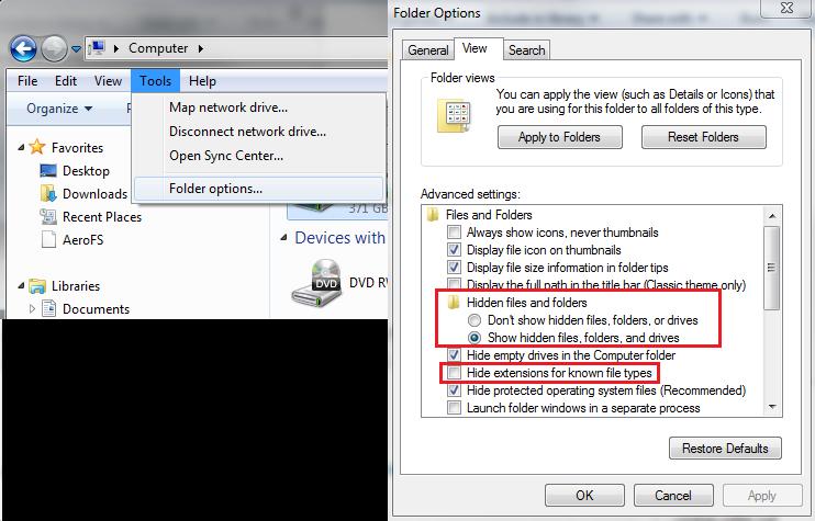 Firefox_FolderOptions