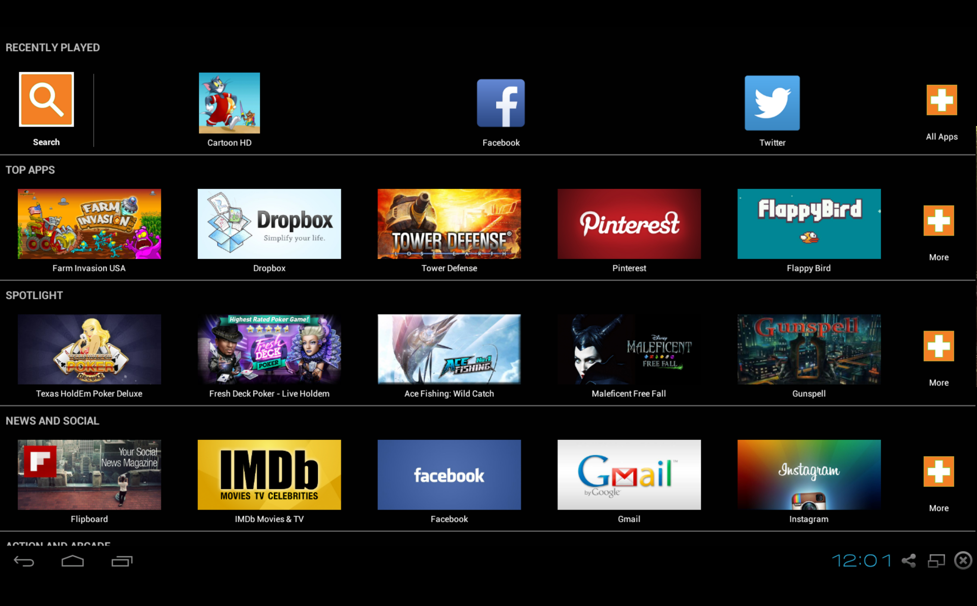 How To: Run The Cartoon HD App From Your PC w/ Bluestacks