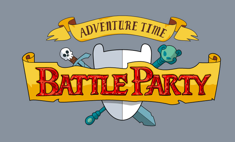 Let's Play Adventure Time Battle Party