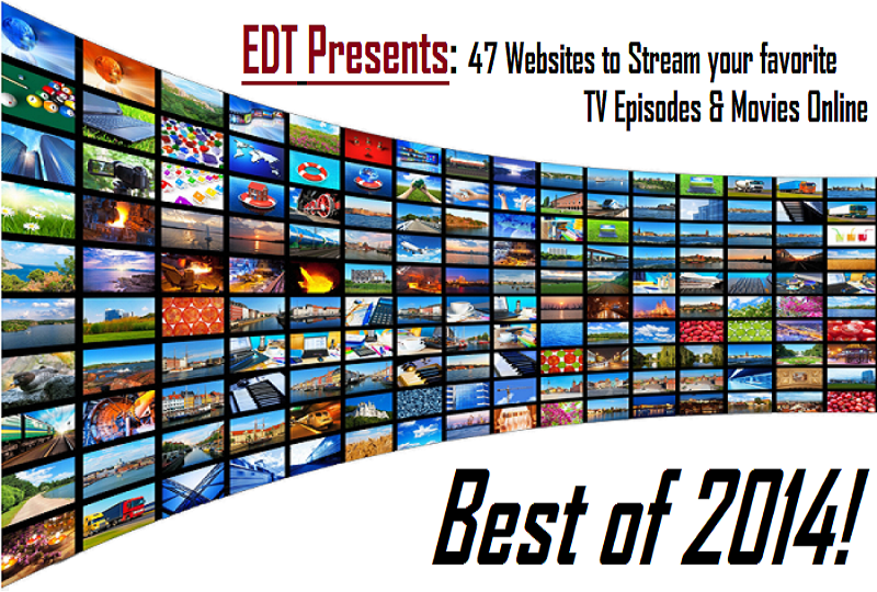 Top 47 Websites To Stream Your Favorite Tv Shows Movies