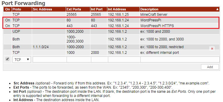 Router-Port-forwarding-wordpresspi