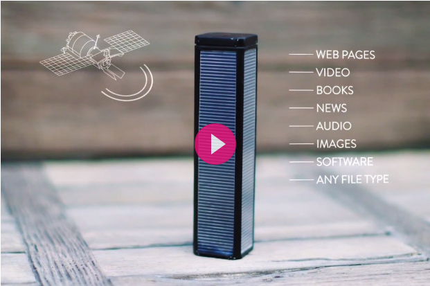 One Device, Free Data Forever – The Lantern Project