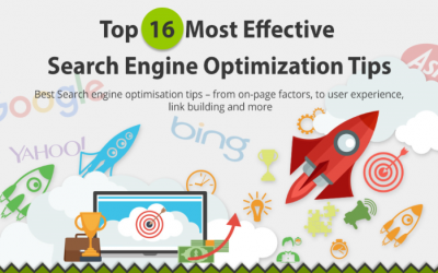 Effective Search Engine Optimization Tips – Infographic
