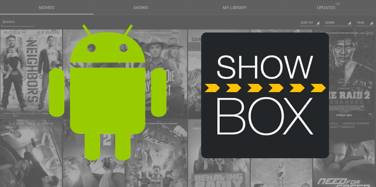 Showbox APP Download for Android Featured Image.