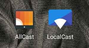 Download the Allcast or Localcast app from the google play store.