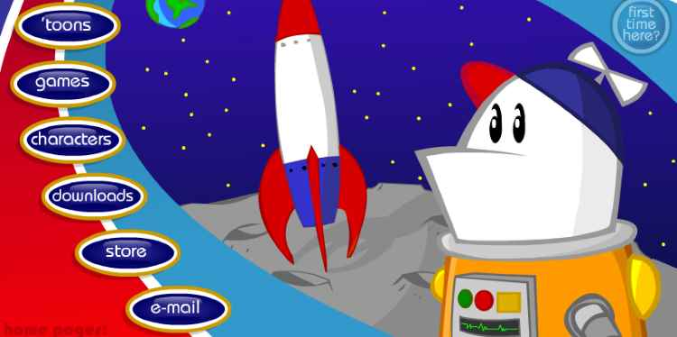 Homestarrunner.com - fun website for animated shorts and awesome videos