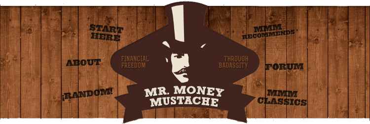 MrMoneyMustache.com - cool websites