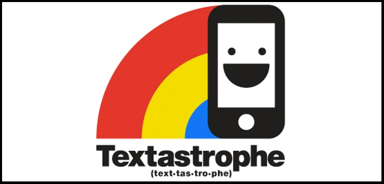 Textastrophe.com screenshot