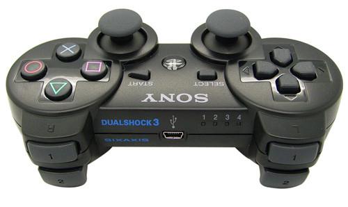 howto setup a bluetooth ps3 controller on windows 7 everyday tech com rh everyday tech com Nintendo Remote Control PS3 Remote Control