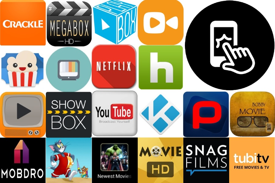 top free movie streaming apps for android